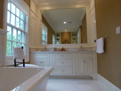 Bathroom Remodeling on Long Island